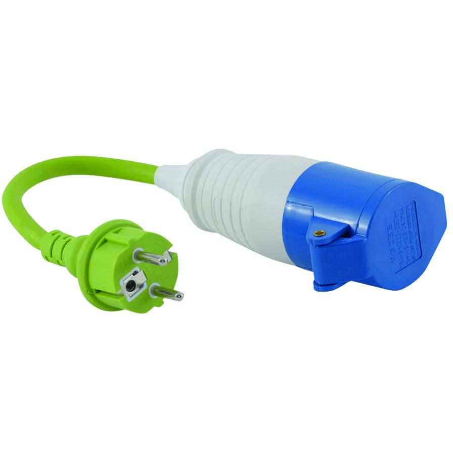 Outwell Adapter Stecker - CEE Kupplung