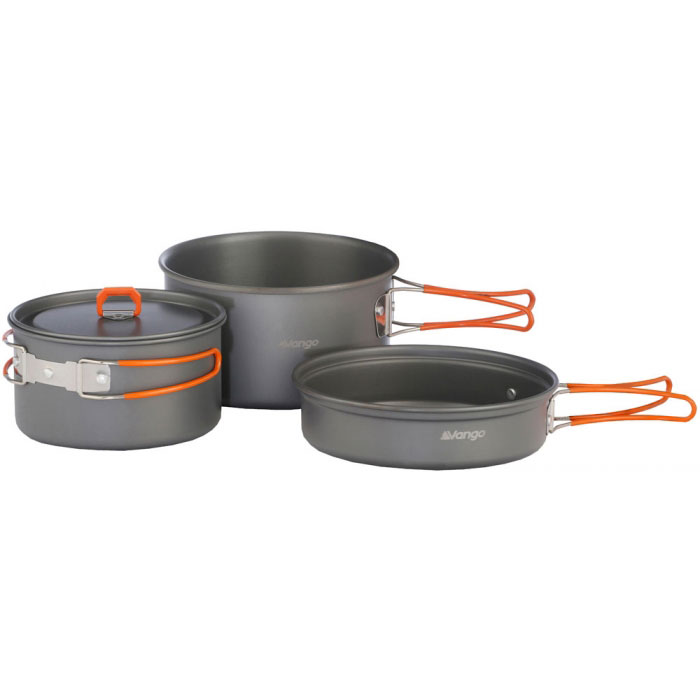 Hard Anodised Adventure Cook Kit