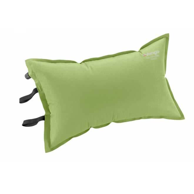 Vango Self Inflating Pillow Green