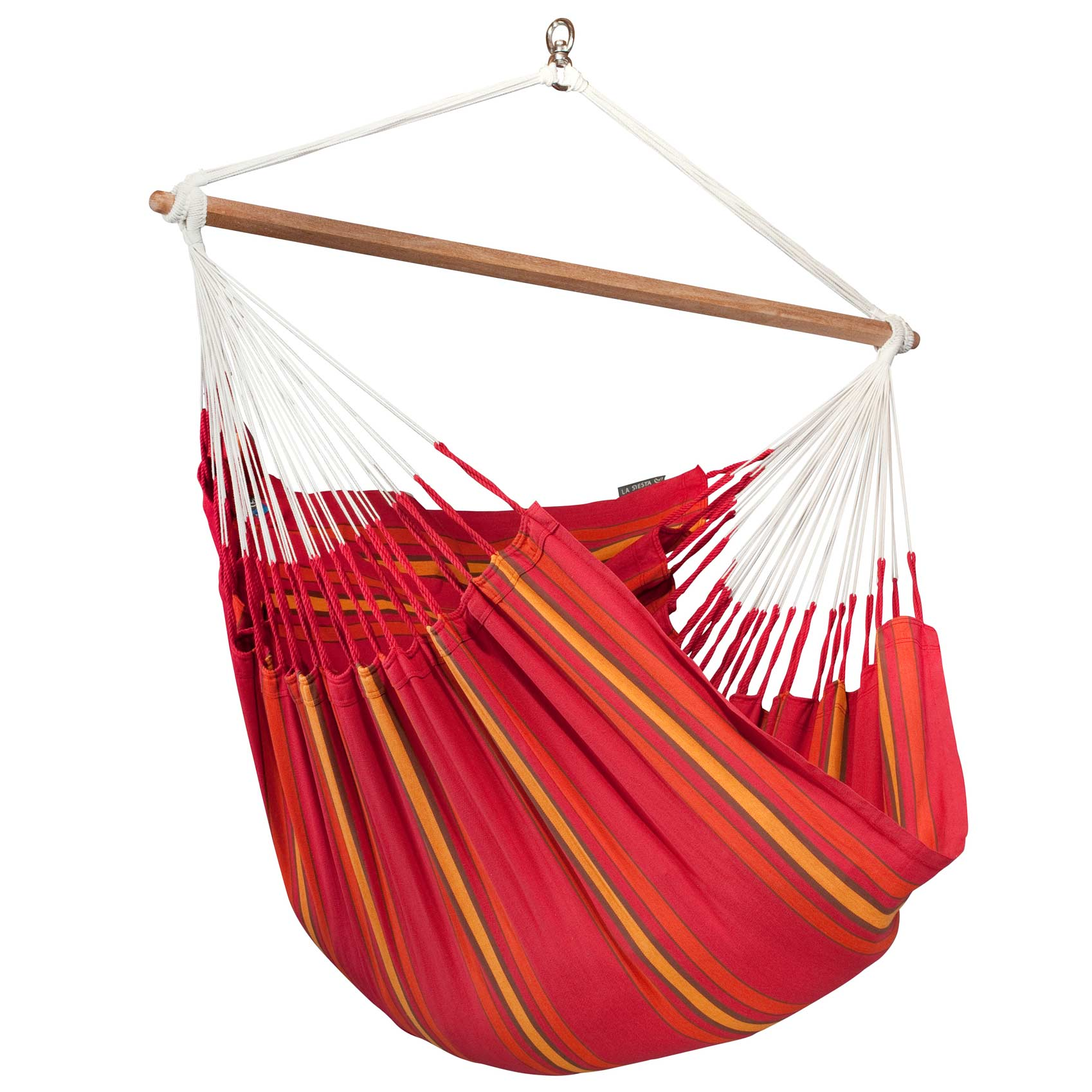 La Siesta Currambera Lounger Cherry