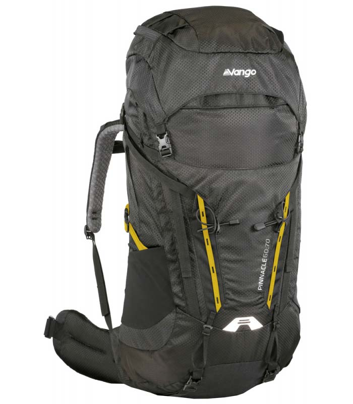 Vango Pinnacle 60:70 Black